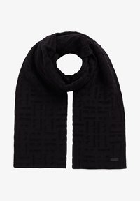 BOSS - DISCO - Scarf - black - 2