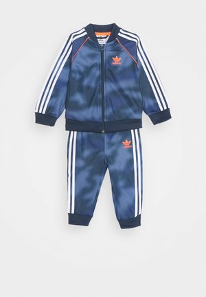 SET UNISEX - Tracksuit - blue