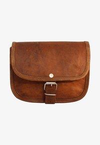Gusti Leder - Handbag - brown - 1