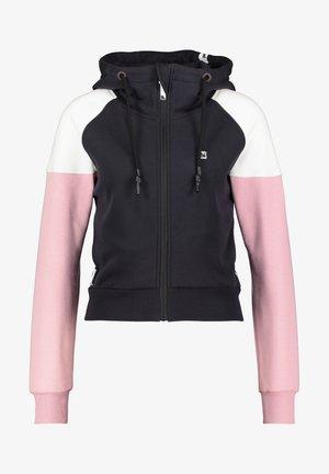 Zip-up hoodie - moonless
