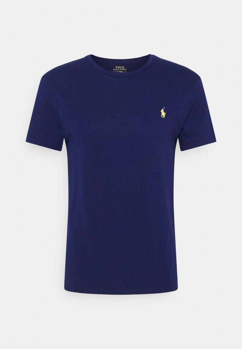 Polo Ralph Lauren - CUSTOM SLIM FIT JERSEY CREWNECK T-SHIRT - T-shirt basique - fall royal