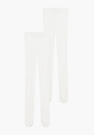 2 PACK - Collant - offwhite