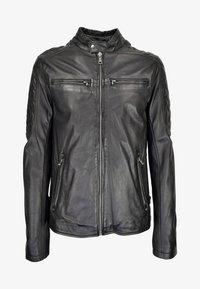 COCO - Leather jacket - schwarz - 0