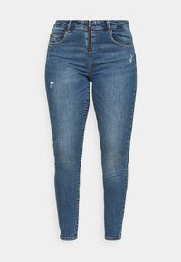 CARSALLYLIFE - Jeans Skinny Fit - light blue denim
