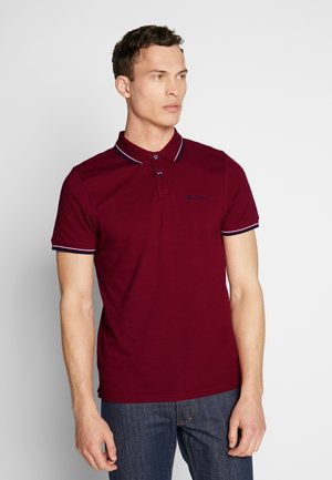 SIGNATURE - Polo - red