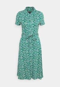 King Louie - DRESS PERRIS - Žerzejové šaty - opal green - 0