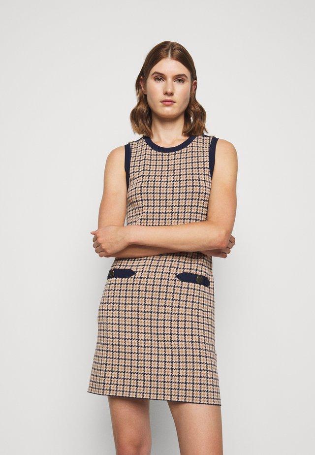 MERCATO - Shift dress - multicolor