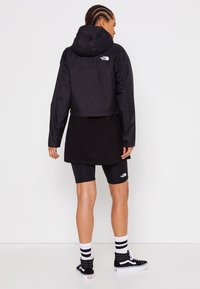 The North Face - CROPPED QUEST JACKET  - Hardshell jacket - black - 3