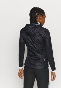 Salewa - ORTLES HYBRID - Outdoor jacket - black out - 2