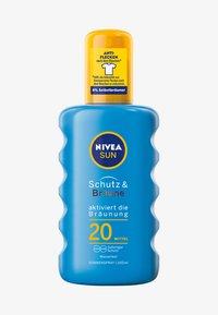 Nivea - PROTECT & BRONZE SPRAY SPF 20 - Sun protection - - - 0