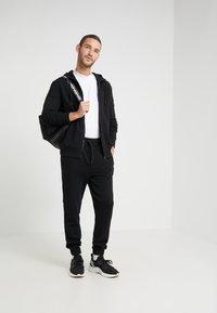 BOSS - ZOUNDS 10193350 01 - Zip-up hoodie - black - 1