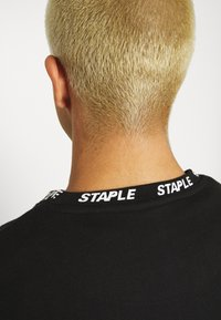 STAPLE PIGEON - LOGO CREWNECK UNISEX  - Sweatshirt - black - 4