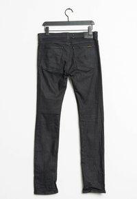 Nudie Jeans - Slim fit jeans - black - 1