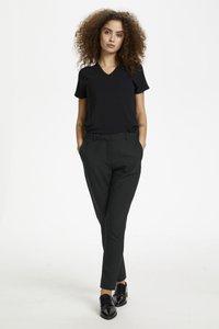 Karen by Simonsen - SYDNEY - Trousers - black - 1