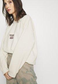 BDG Urban Outfitters - SPHERE - Sweater - ecru - 3