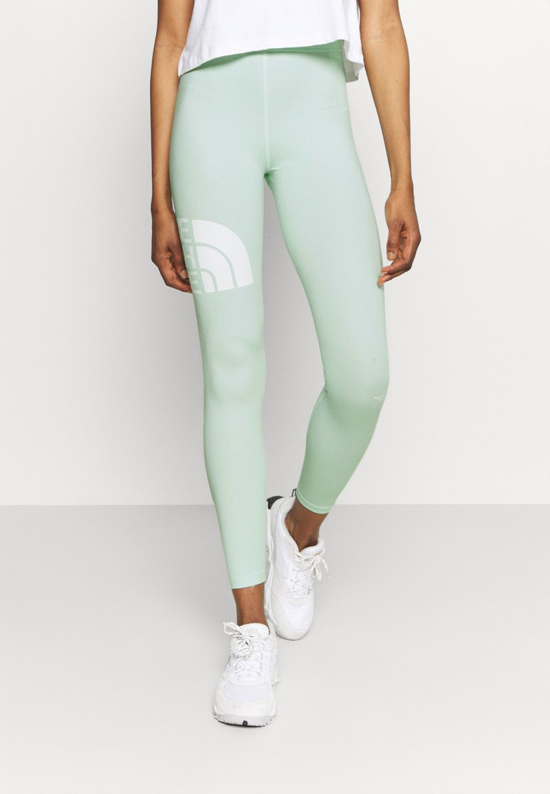 The North Face - FLEX MID RISE  - Leggings - misty jade