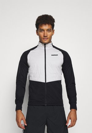STORM JACKET - Sports jacket - black grey