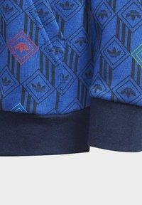 adidas Originals - HOODIE - Hoodie - blue - 4