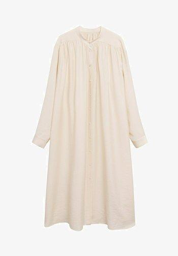 SAONA I - Shirt dress - ecru