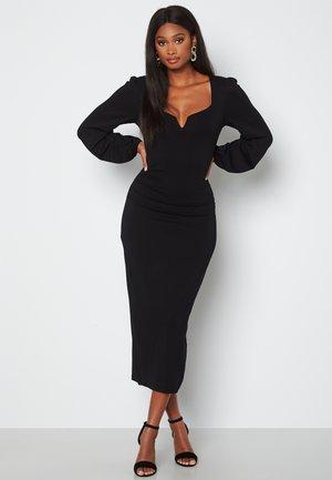 RUDINA PUFF - Fodralklänning - black