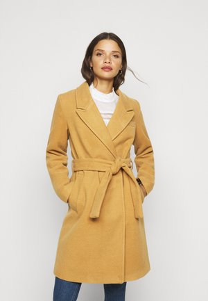 VMCALAHOPE - Classic coat - tobacco brown