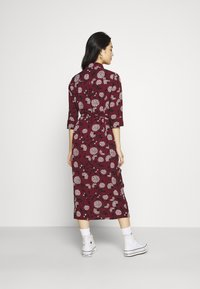 ONLY - ONLNOVA LUX  SHIRT DRESS - Skjortekjole - port royale - 2