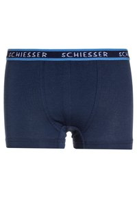 Schiesser - HIP 3 PACK  - Pants - dark blue - 3