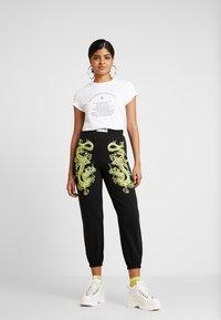 NEW girl ORDER - TEN COMMANDMENTS TEE - T-shirt med print - white - 1