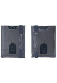 VON HEESEN - Wallet - grau (genarbt) - 4