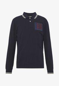 Kent & Curwen - BAILEY LIONS - Polo shirt - deep blue - 4