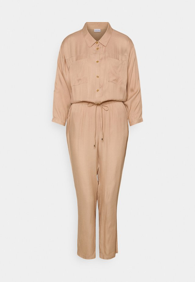 OVERALL - Jumpsuit - toffee