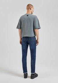PULL&BEAR - Slim fit jeans - dark blue - 2
