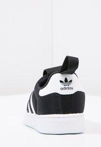 adidas Originals - SUPERSTAR 360  - Scarpe senza lacci - core black/white - 3