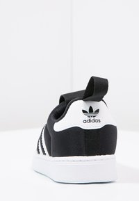 adidas Originals - SUPERSTAR 360  - Półbuty wsuwane - core black/white - 3