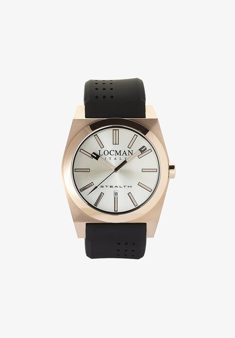 Locman - Watch - schwarz