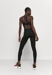 Nike Performance - Tights - black/gold - 2