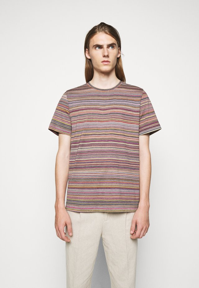 SHORT SLEEVE - T-shirt con stampa - multi-coloured