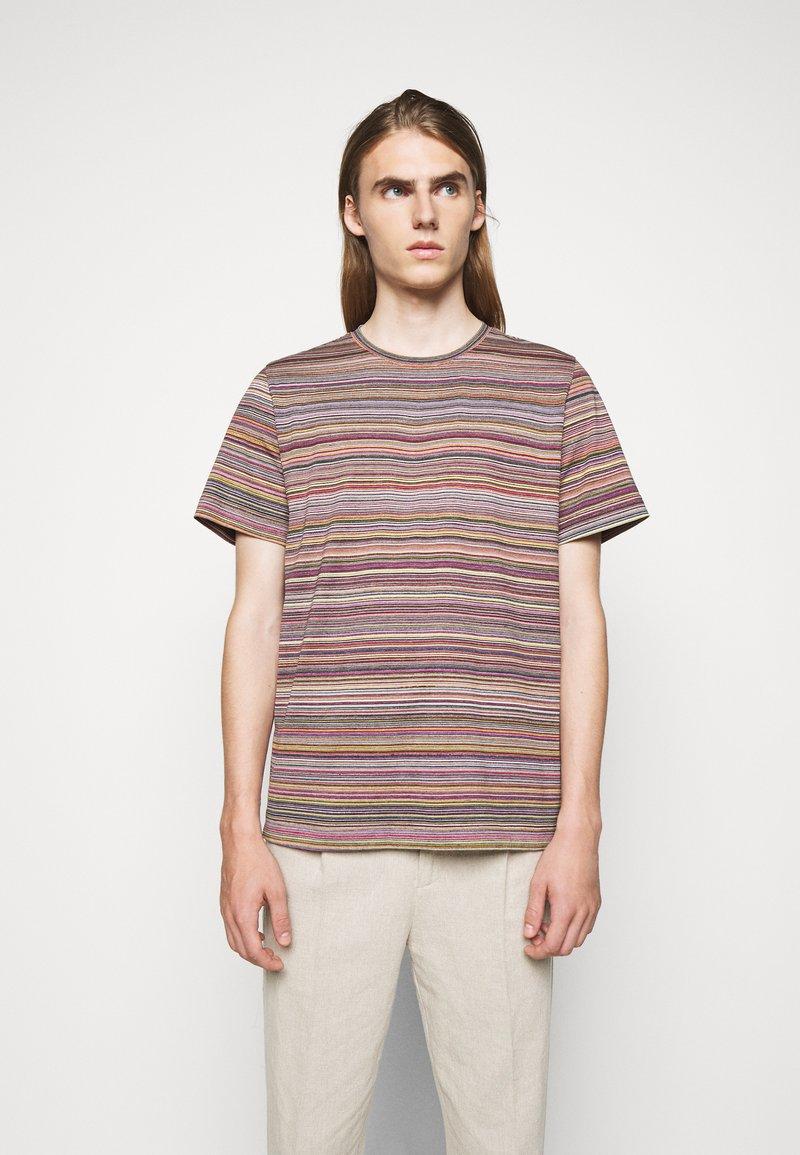 Missoni - SHORT SLEEVE - T-shirt con stampa - multi-coloured
