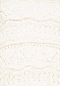 Cream - CRISALA TURTLENECK - Jumper - seedpearl - 2