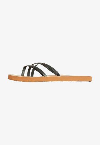 NEW SCHOOL II - T-bar sandals - black