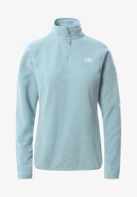 The North Face - Fleece jumper - tourmaline blue - 0
