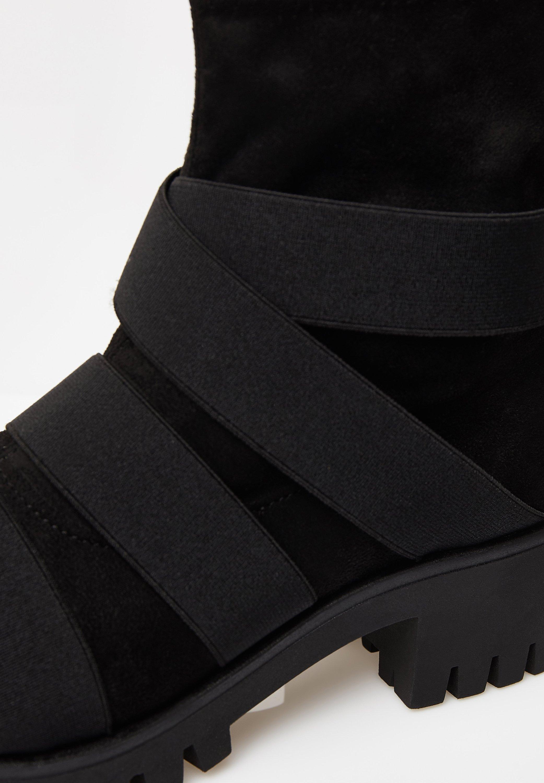 RISA Bottines - schwarz h7p0uP0w