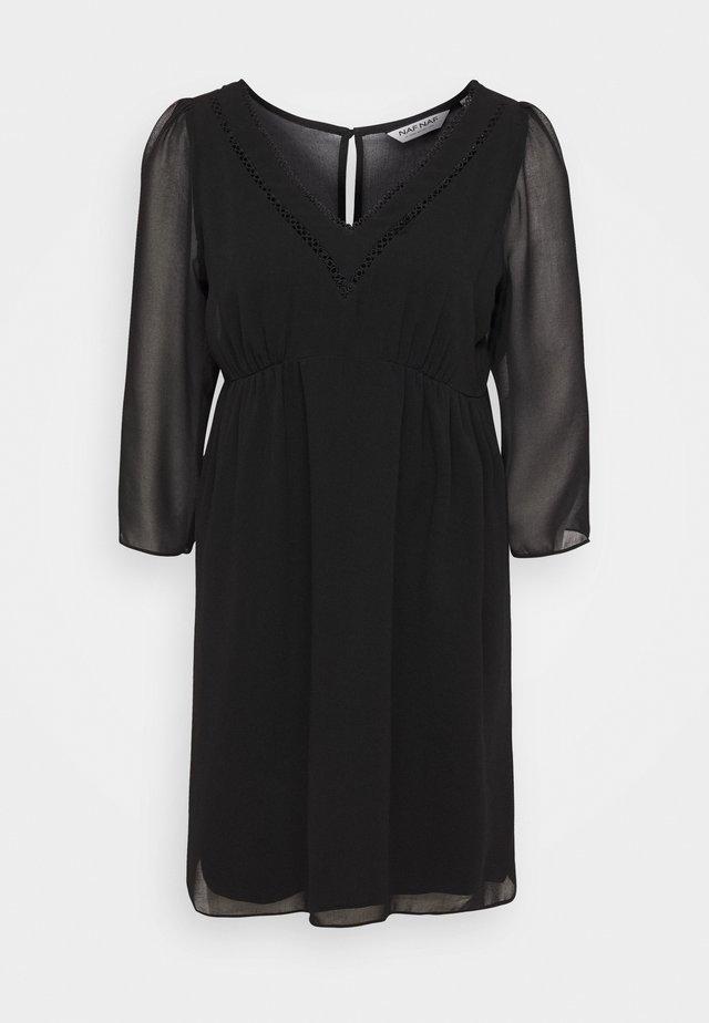 LAKEYLI - Robe d'été - noir