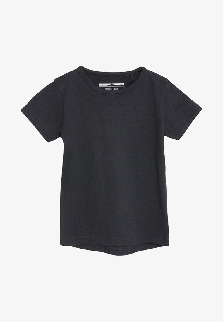 Next - 2 PACK - Basic T-shirt - black