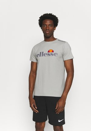 CELLA  - Print T-shirt - light grey