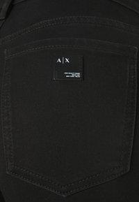 Armani Exchange - Jeans Skinny Fit - black denim - 2