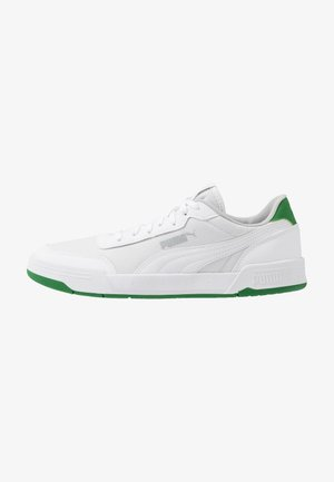 CARACAL - Sneakersy niskie - white/green