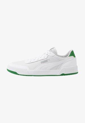 CARACAL - Zapatillas - white/green