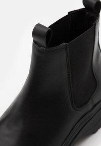 LAST STUDIO - JEROLD - Classic ankle boots - black - 5