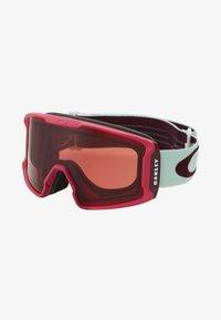 Oakley - LINE MINER  - Occhiali da sci - rose - 5